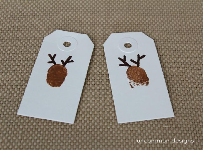 diy_reindeer _thumbprint_art