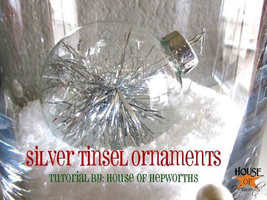 Tinsel Ornament