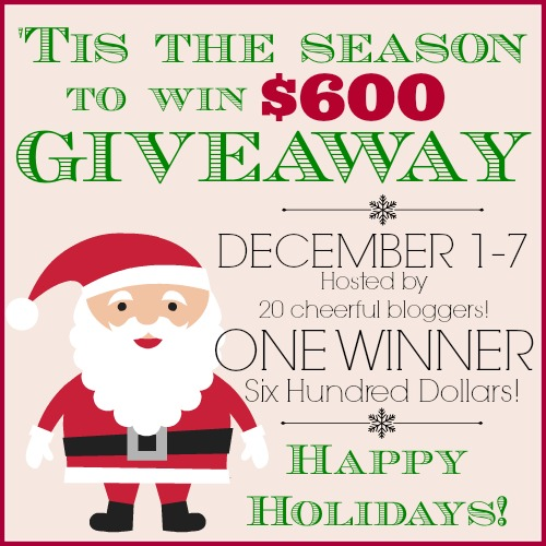 tis the season giveaway picture