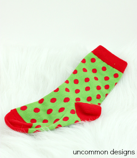 elf on the shelf sock dress
