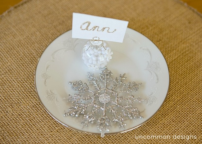 snowflake-place-card-holders