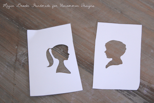 silhouette wedding cake stencil diy silhouette cake toppers 19824