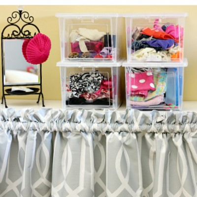 How to Organize Doll Clothes and Accessories