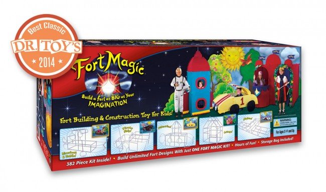 Fort Magic box w. Toy Award (3)