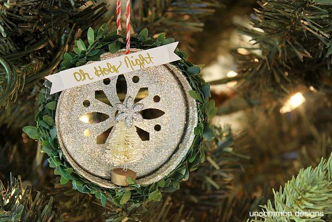 glittered-mason-jar-ornament