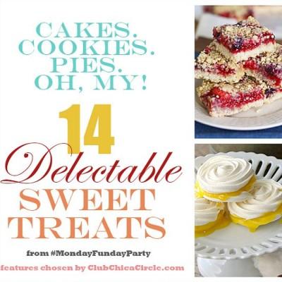 14 Sweet Treats | Monday Funday
