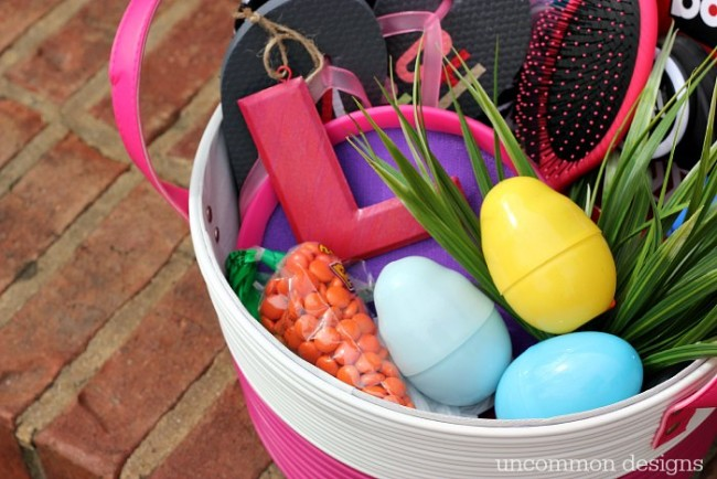 Tween Easter Basket Ideas!  What every tween girl wants for Easter!  by Uncommon Designs