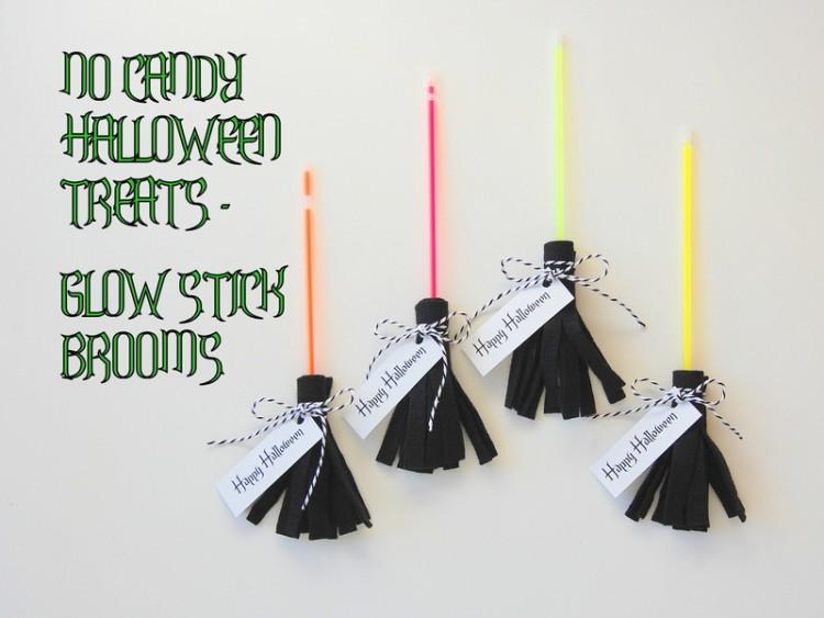 Glow-Stick-Brooms-for-Halloween