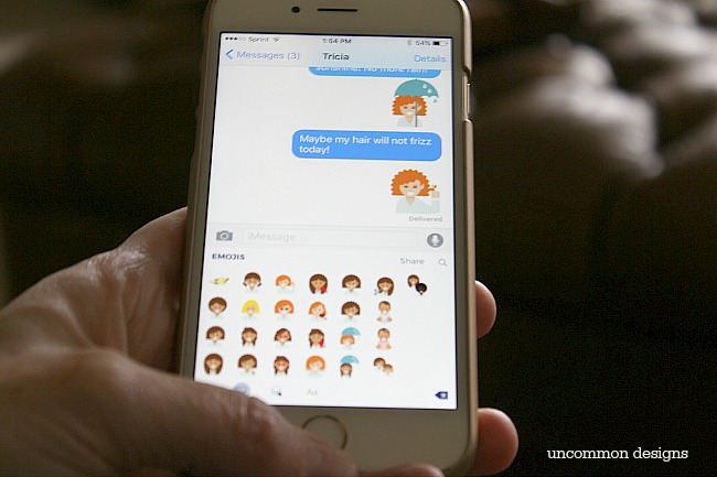 dove-hair-emoji-keyboard