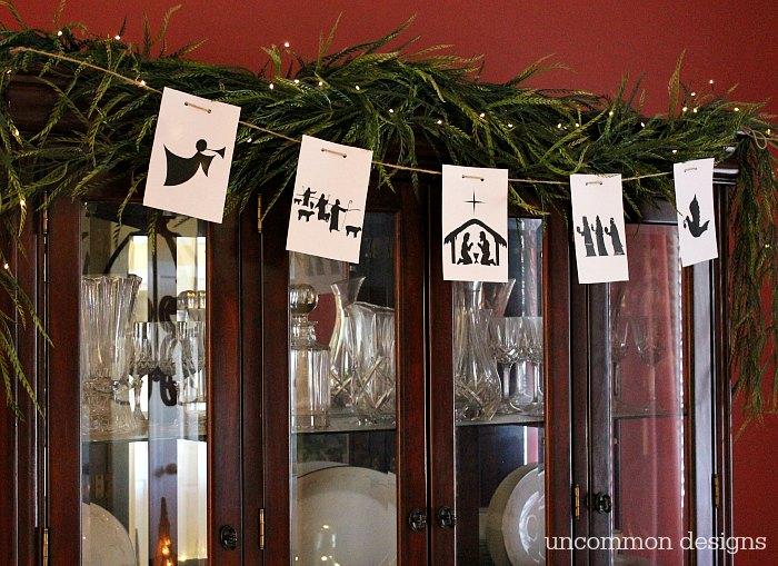free printable nativity banner 3