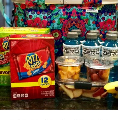 Snack Solutions for On-the-Go Sports Moms