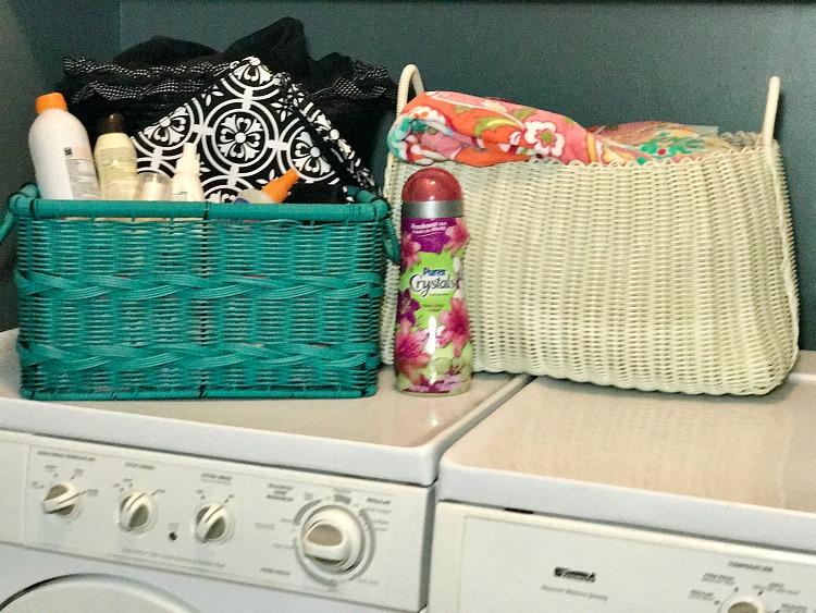 Summer Essentials Organization 1