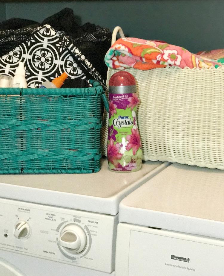 Summer Essentials Organization