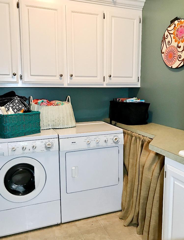 Summer Laundry Room 1