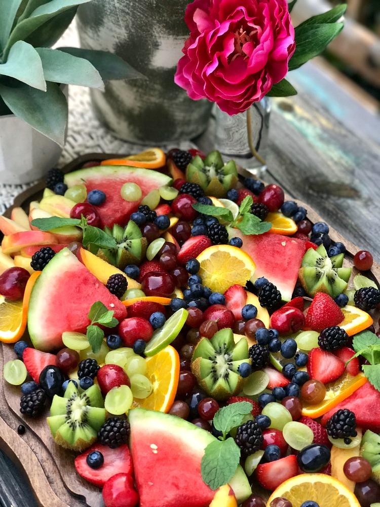 Fruit Salad Tray 6