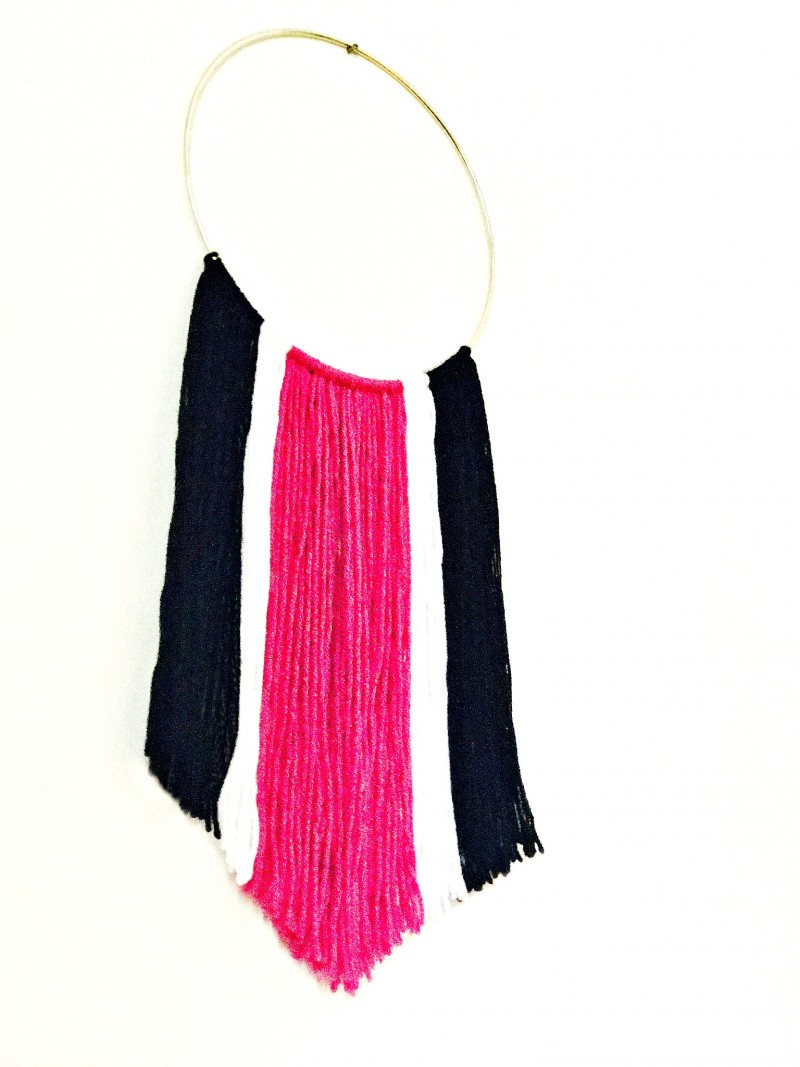 Yarn Wall Hanging 2