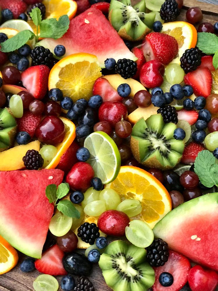 fruit salad tray 5