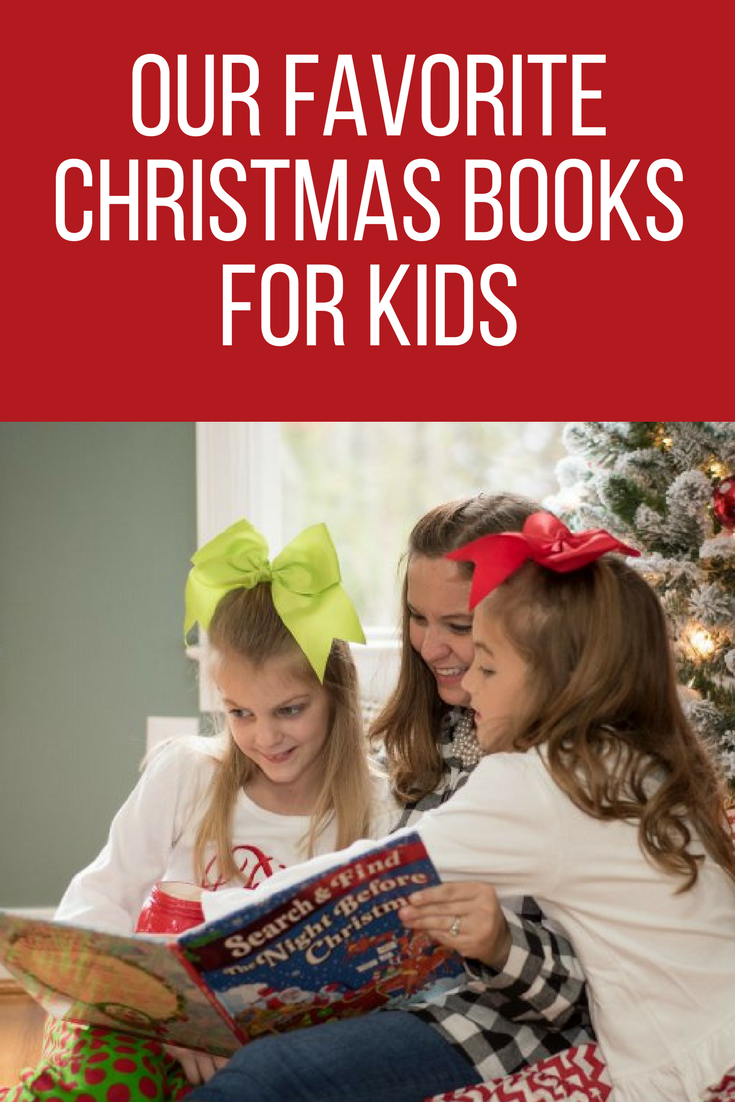 Our Family's Very Favorite Christmas Books